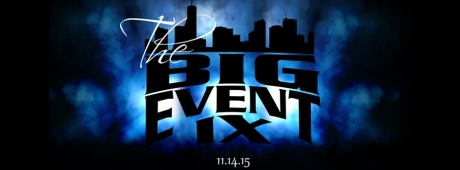 The Big Event IX is scheduled for November 14, 2015 (PHOTO CREDIT: Bigeventny.com)