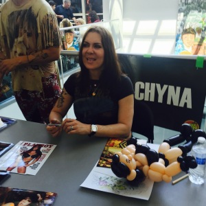 Chyna @ Eternal Con