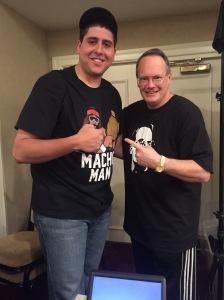 Jim Cornette and I