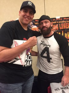 Eric Young and I