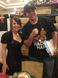 Molly Holly and I