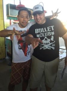 Nakamura and I