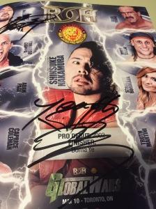 Nakamura program autograph