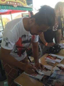 Nakamura signing