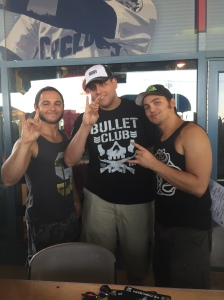 The Young Bucks and I