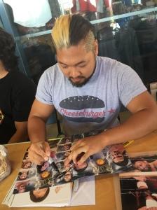 Watanabe signing