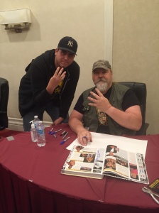 Barry Windham & I