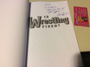 Bill Apter autograph