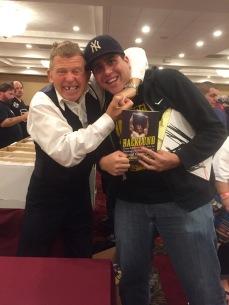 Bob Backlund and I