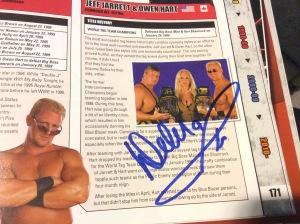 Debra autograph #2