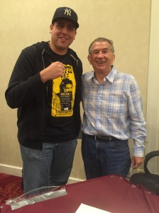 Jerry Brisco & I