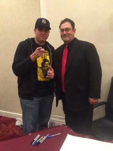 Mike Rotunda & I