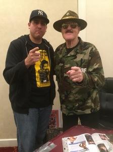 Sgt. Slaughter & I