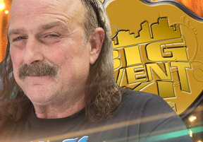 "WWE Hall of Famer Jake ""the Snake"" Roberts"